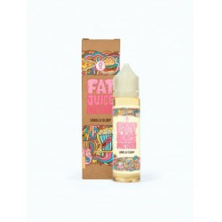Vanilla Slurp 50ml ZHC 0mg Fat Juice Factory
