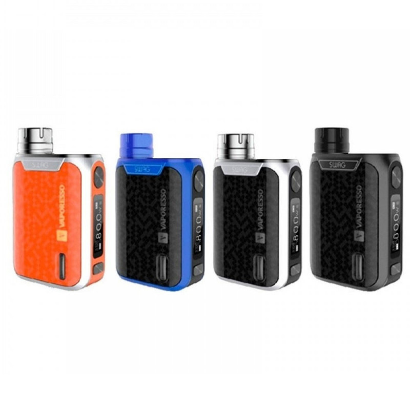 Box Swag 80W TC Vaporesso