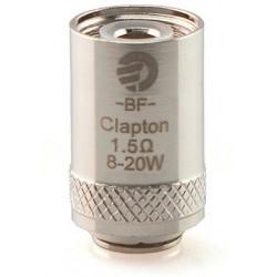 Résistance Cubis BF Clapton Joyetech