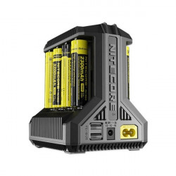 Chargeur Intellicharger I8 Li-ion/NiMH Nitecore