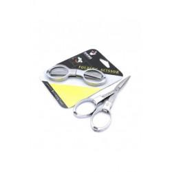 Ciseaux rétractables Folding Scissors Smoke