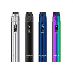 Kit 101 Pro 75w avec Lock Build-free RDA Ehpro
