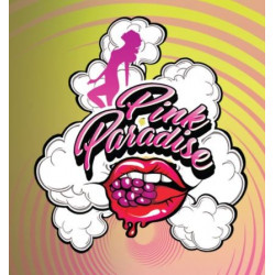 Candy Raspberry Pink Paradise 50 ml RemixJuice