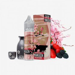 Sakura Berries 50ml 0mg Yakuza