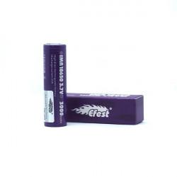 Batterie Efest purple 18650 3100 mah
