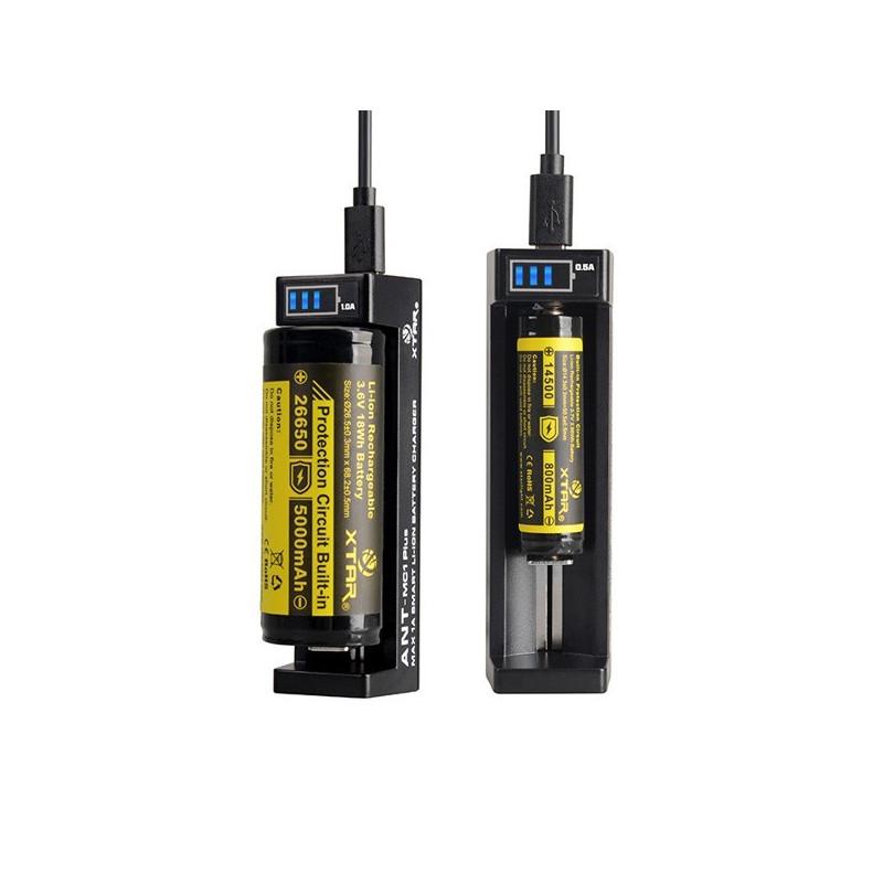 Chargeur MC1 Plus Xtar Light