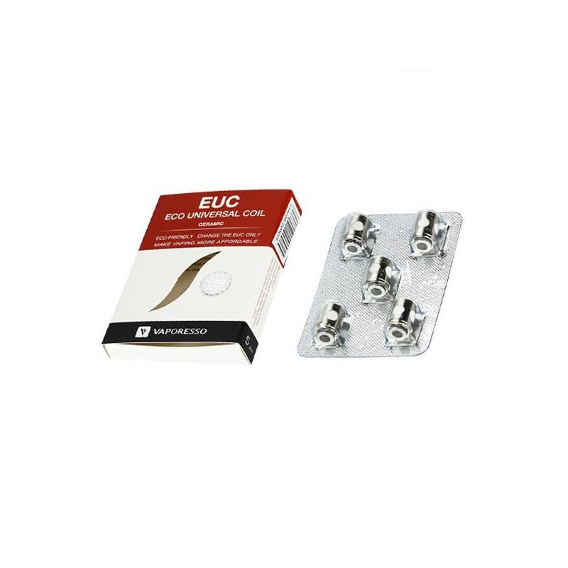 résistances EUC Ceramic pour Veco One Vaporesso