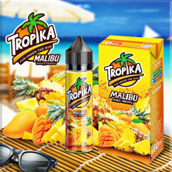 Malibu 50ml 0mg Tropika
