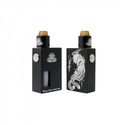 Full Kit Phoenix Squonk Steelvape