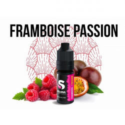 Framboise Passion 10ml Solana