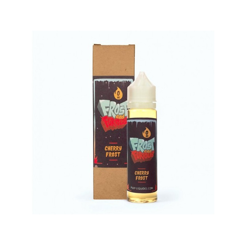 Cherry Frost 50ml 0mg Frost & Furious by Pulp