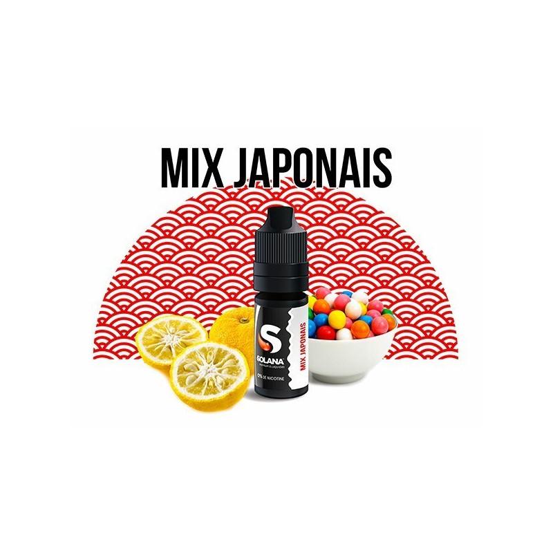 Concentré Mix Japonais 10ml