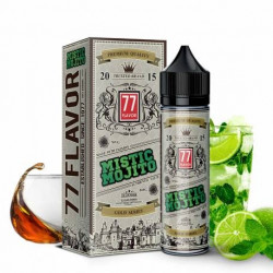 Mistic Mojito 50 ml 0 mg 77 Flavor Gold
