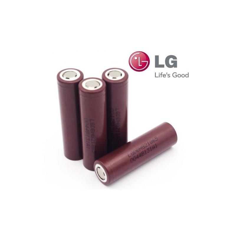 Accu LG HG2 18650 3000 mAh 20A