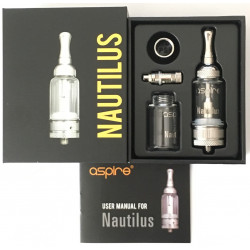 Clearomiseur Aspire Nautilus