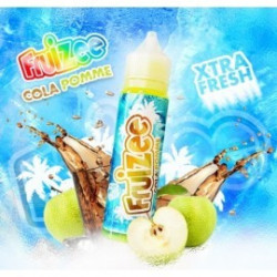 Cola Pomme 50ml 0mg + Booster Fruizee eLiquid France