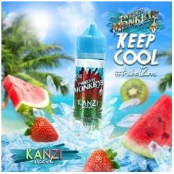 Kanzi Iced 50ML 0mg Twelve Monkeys Iceage