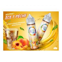 Ice Tea Pêche Fresh 50 ml 0 mg Francovape