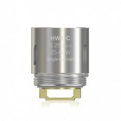 RESISTANCE HW1-C 0.25 OHM