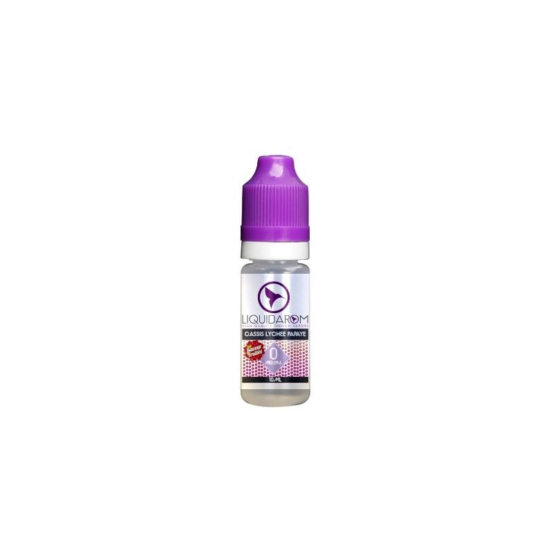 Cassis Lychee Papaye Liquid'Arôme