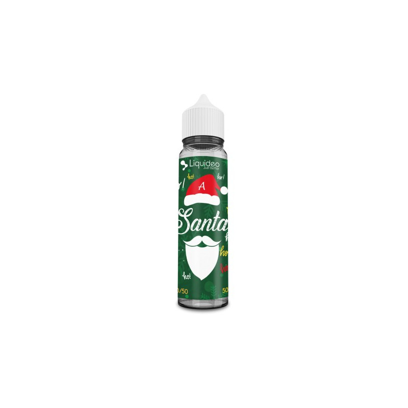 Santa 50ml 0mg Edition limitée