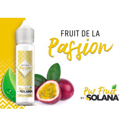 Fruit de la Passion 50ml 0mg Pur Fruit