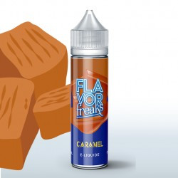 Caramel 50ml 0mg Flavor Freaks