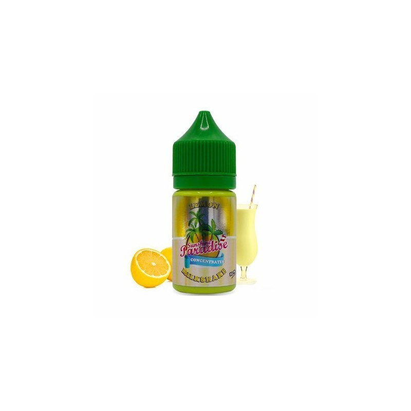 Concentré Lemon Milkshake 30 ml Sunshine Paradise