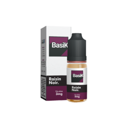 BASIK - Raisin Noir 10ml...