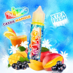 Cassis Mangue 50ml 0mg...
