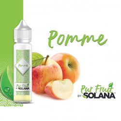 Pomme 50ml 0mg Pur Fruit