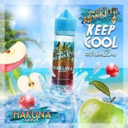 Hakuna Iced 50ml 0mg Twelve...