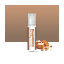 Caramel 50ml 0mg Freaks