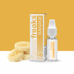 FLAVOR FREAKS - Banane 10ml