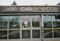 Like Cigarette Besançon